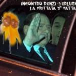 Renzi-Berlusconi incontro (14)