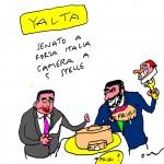 berlusconi-dimaio-salvini-vignetta-vincino-21032018