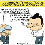 renzi-napolitano-vignetta-natangelo-24032018